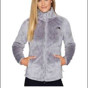 The North Face Osito 2 nwot Full Zip xs